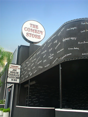 The Comedy Store on Sunset